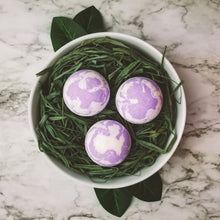 Load image into Gallery viewer, Black Raspberry & Vanilla Bath Bomb