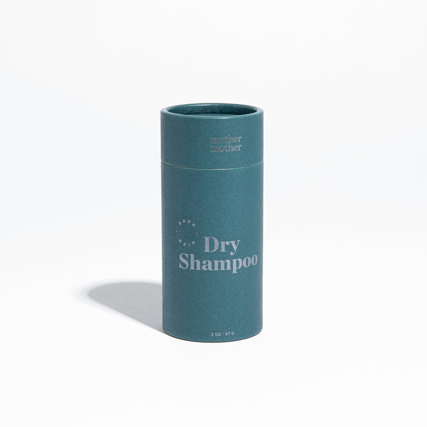 The best natural dry shampoo hair powder in a plastic-free tube