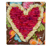 Color Crazy Pattern Ornamental Hearts