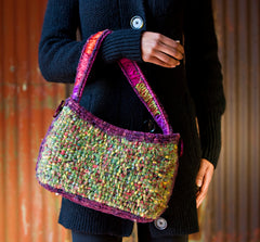 Meadowlands Fibers Purse