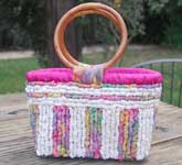 Color Crazy Pattern Petite Tote
