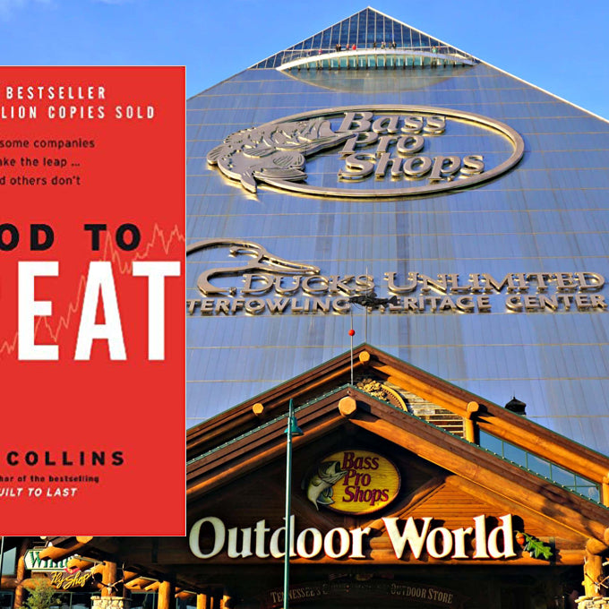 Good To Great | Jim Collins