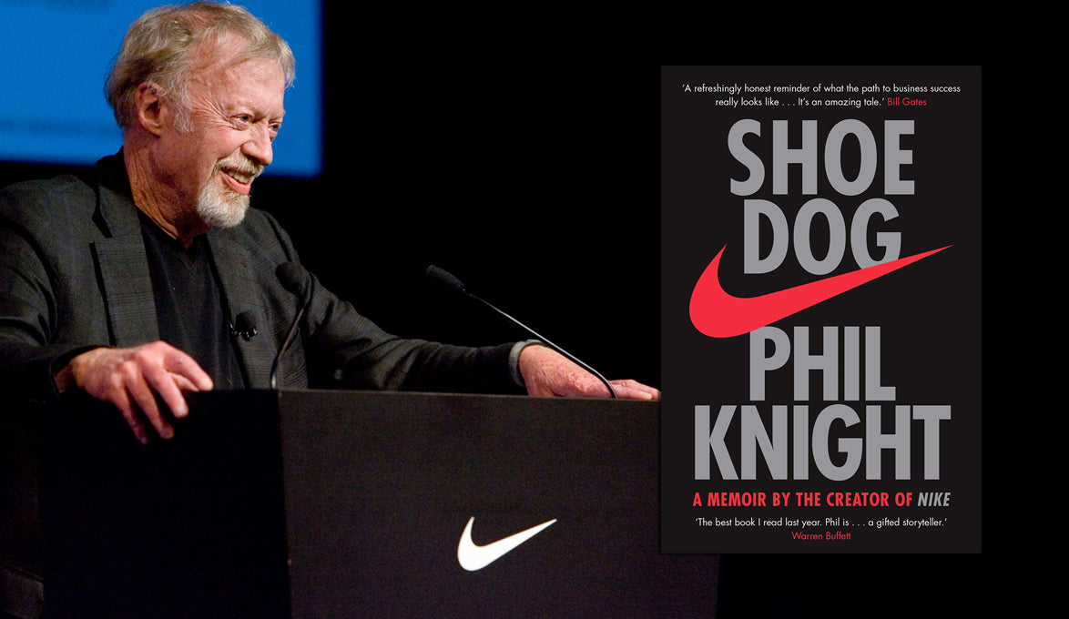 Shoe Dog | Phil Knight
