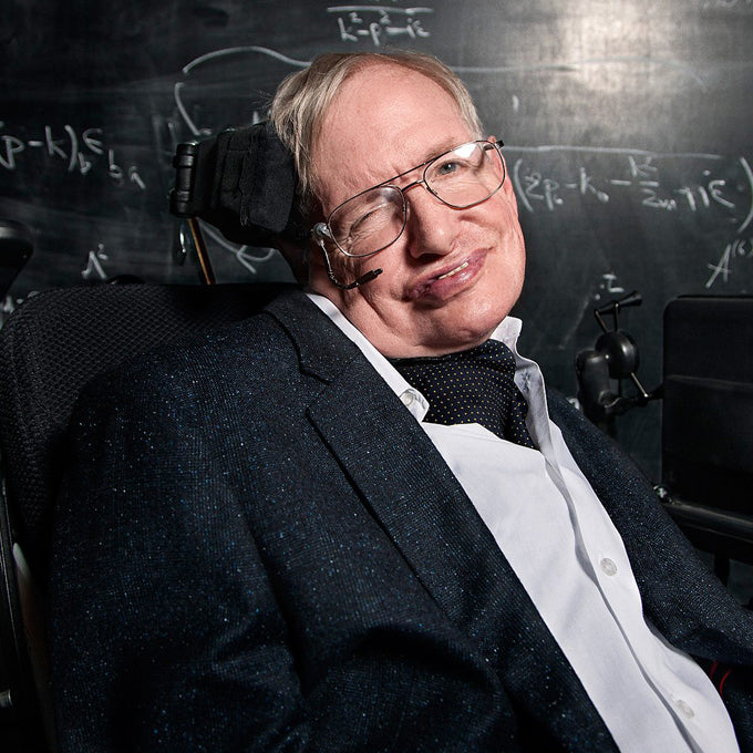 Stephen Hawking | Citations