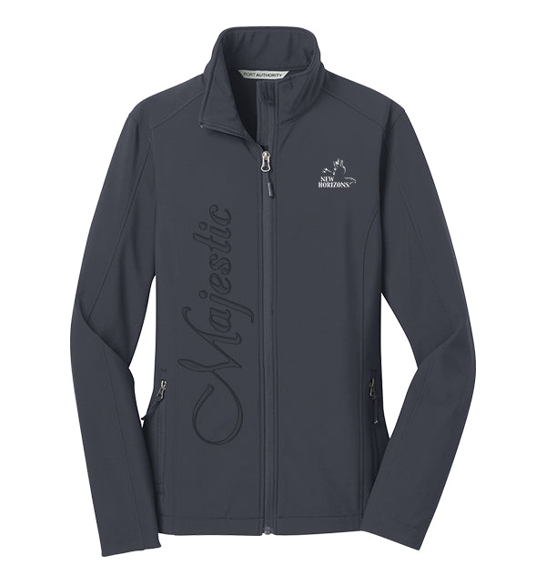 Port Authority® Ladies Core Soft Shell Jacket - Majestic