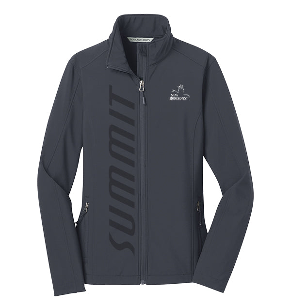Port Authority® Ladies Core Soft Shell Jacket - Summit