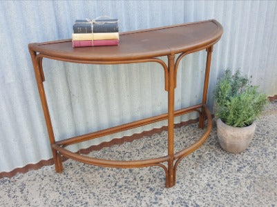 Console Table Bamboo