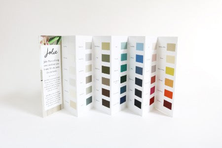 JOLIE Color Guide