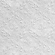 HAMNETT FLORAL Paintable Wallpaper 1m