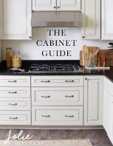 JOLIE The Cabinet Guide