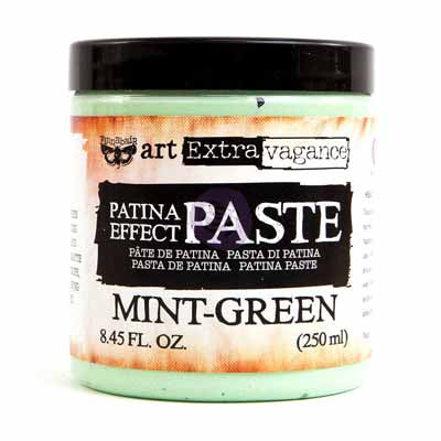 Patina Effect Paste MINT-GREEN