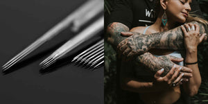 The classification and application of tattoo needles