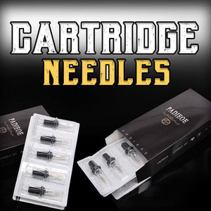 Wormhole cartridge needles