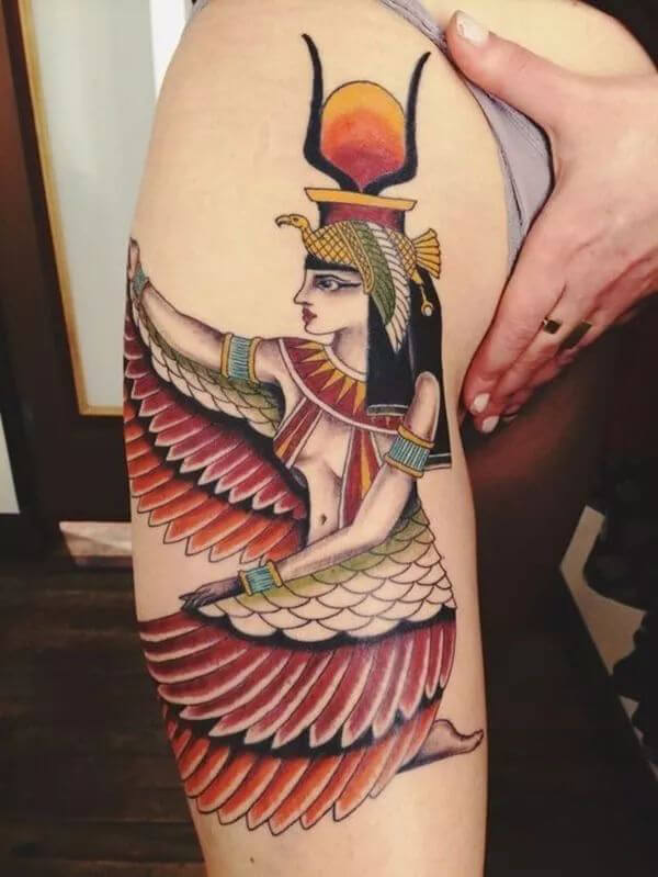15 Kinds of Egyptian Tattoos and Their Meanings – Wormhole