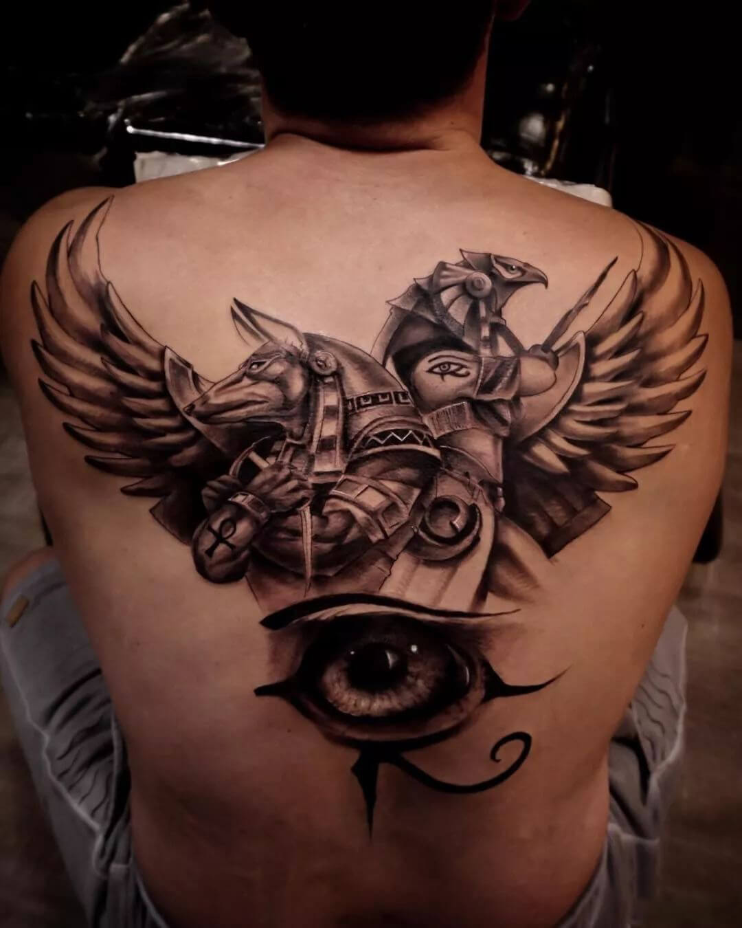 15 Kinds Of Egyptian Tattoos And Their Meanings Wormhole