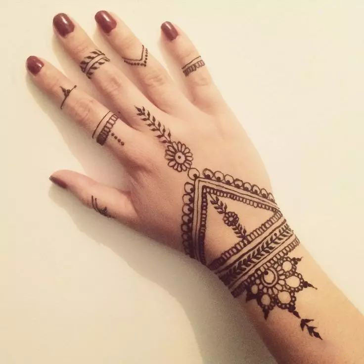 a41fb5550 Unfortunately, the hero regrets getting henna tattoos forever. The couple  in this picture are from United Kingdom. The husband, Martin Gulliver, 50- year-old ...