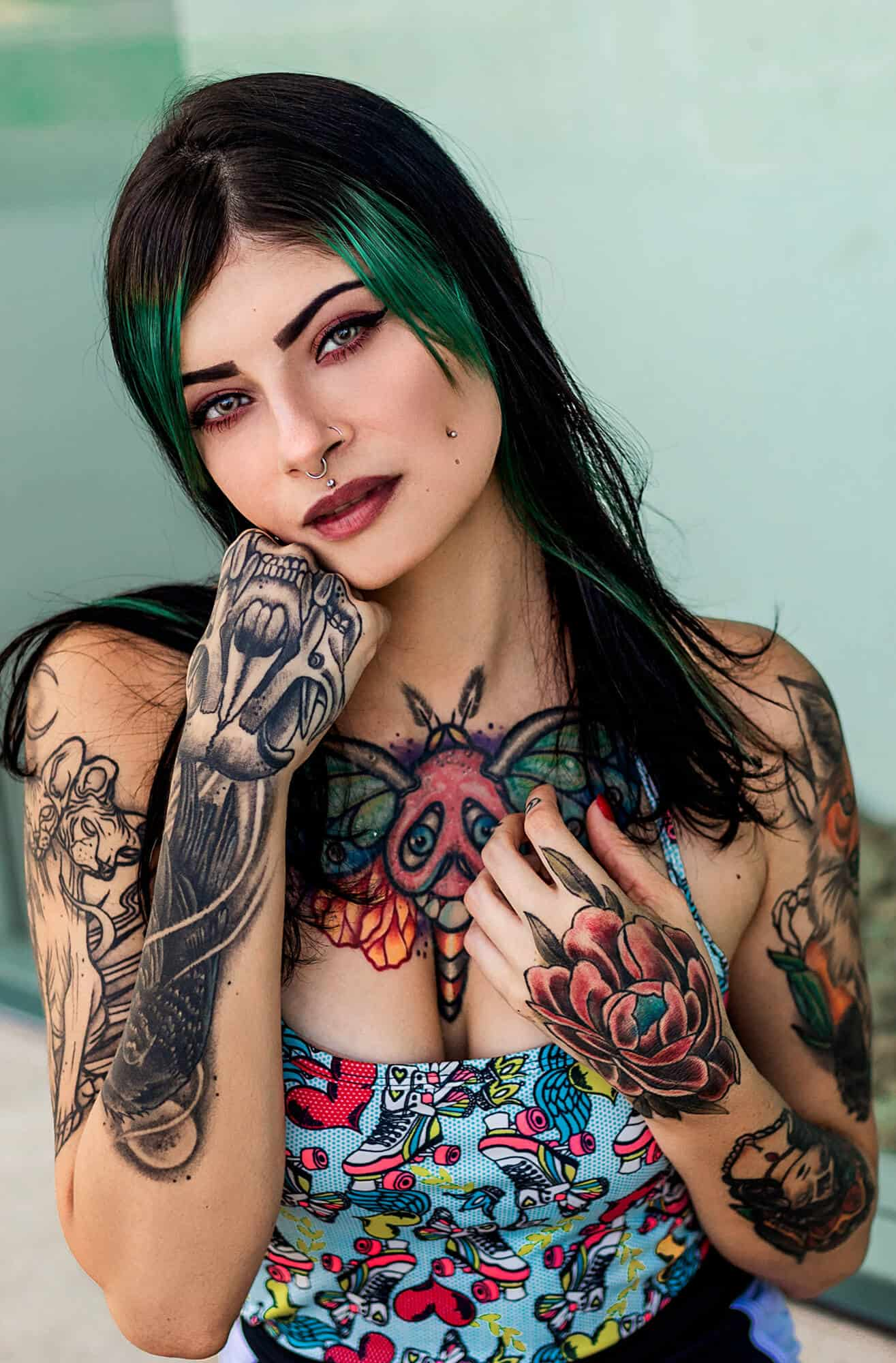 How to Treat Infected Tattoos - Wormhole Tattoo