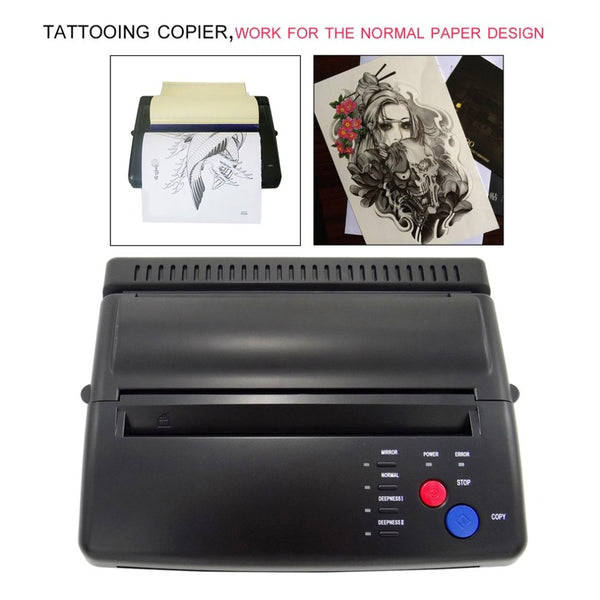 Tattoo Stencil Thermal Transfer Machine