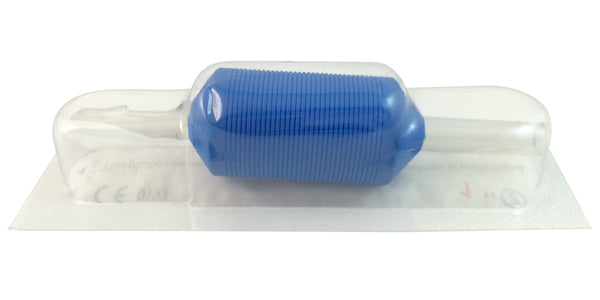 "25pcs 1"" Diamond Silicone Soft Blue Tattoo Tubes - wormholetattoo"