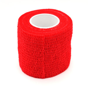 "Wormhole Tattoo Strong Self-adhesive Elastic Bandage Rolls 2""x 5 Yards 12-Pack - wormholetattoo"