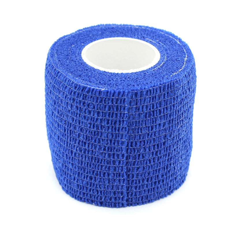 "Wormhole Tattoo Strong Self-adhesive Elastic Bandage Rolls 1""x 5 Yards 24-Pack - wormholetattoo"