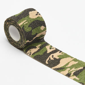 "Wormhole Tattoo Strong Camouflage Self-adhesive Bandage Rolls 1""x 5 Yards 24-Pack - wormholetattoo"