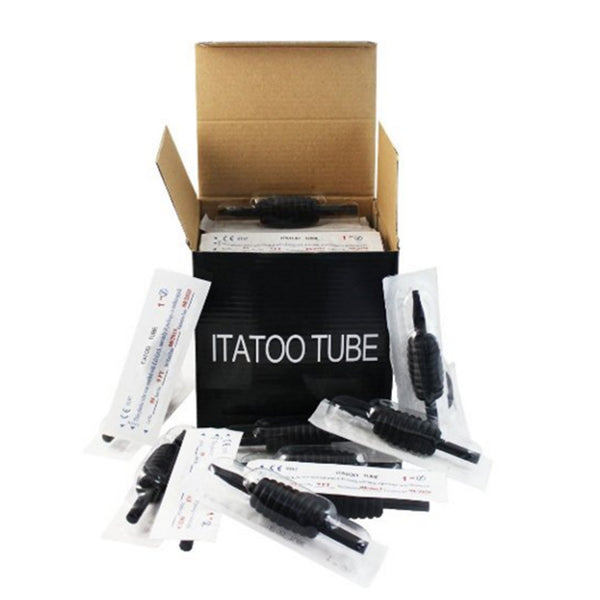 10pcs 5RT 10pcs 7RT Disposable Tattoo Tubes - wormholetattoo