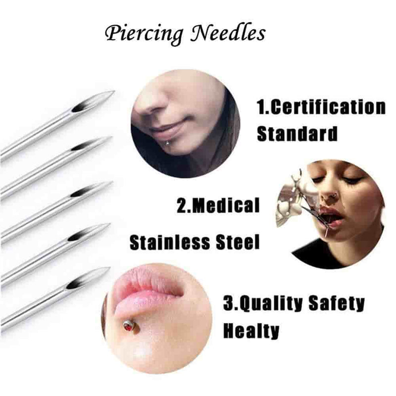 piercing needles