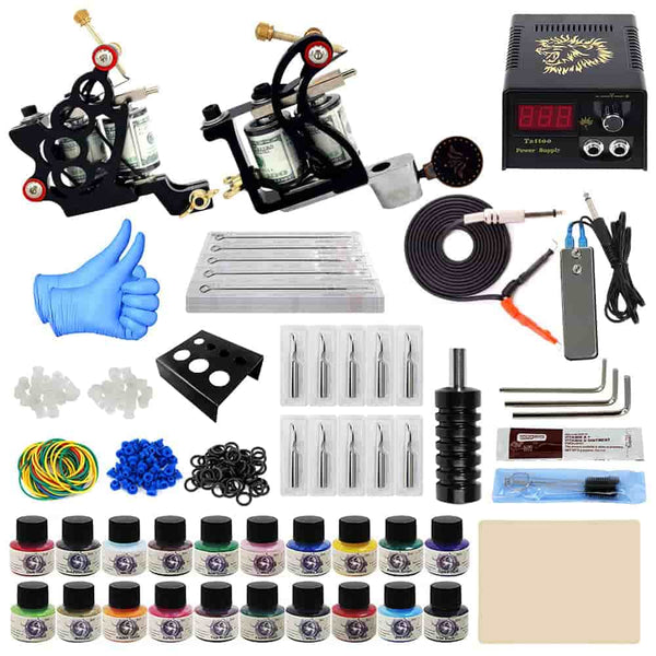 Starter Tattoo Kits – Wormhole Tattoo