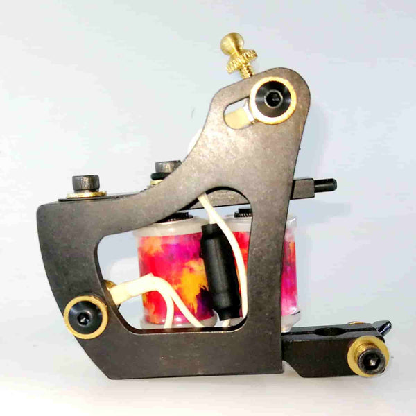 10 Wraps Coil Shader Tattoo Machine