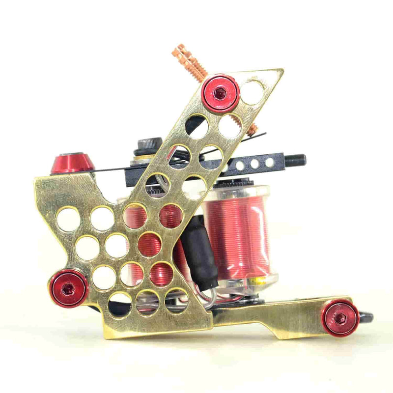 Tattoo Machine Gun 8 Wraps Coil Liner
