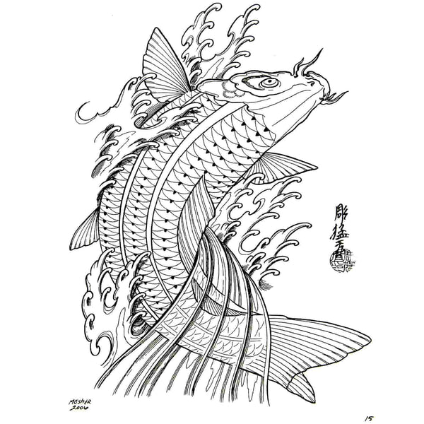 tattoo pattern
