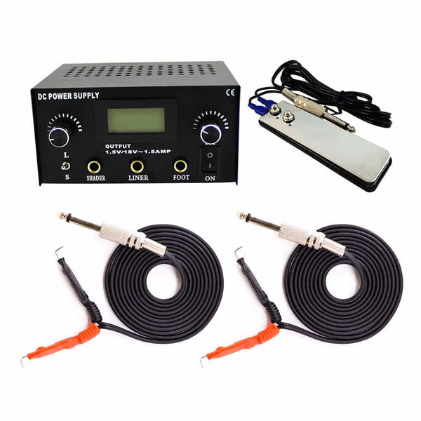 tattoo power supply kit
