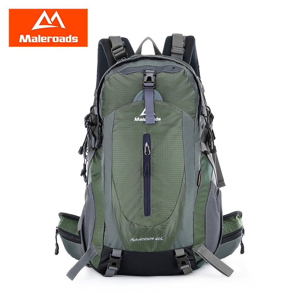 de1ff54b2d Maleroads 40L Outdoor Sports Travel Backpack - Latitude and Longitude  Outdoors