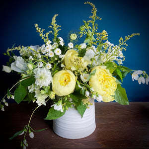 Seasonally Inspired Vase Arrangement