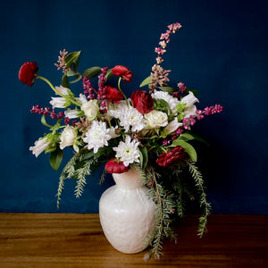 Holiday Designer's Choice Vase Arrangement