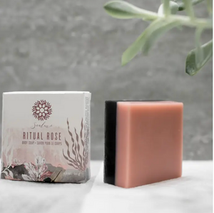 Sealuxe Ritutal Rose Soap