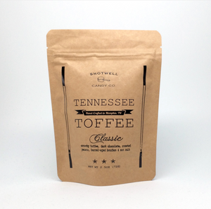 Shotwell Candy Co Classic Tennesee Toffee