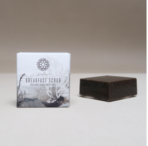Sealuxe Breakfast Scrub Exfoliating Soap