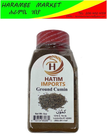 Image of Hatim Imports Ground Cumin - AVM