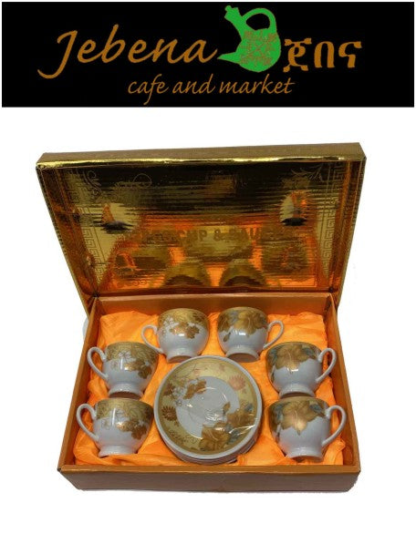 12PCS Cups and Saucer - AVM