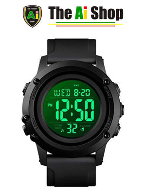 Men's Digital Sports Watch - AVM