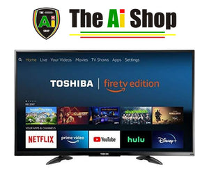 TOSHIBA Ultra HD Smart LED TV - AVM