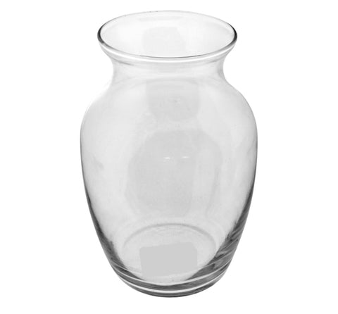 Clear Glass Vases - AVM