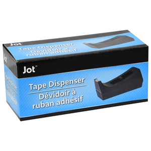 Black Plastic Tape Dispensers- D20