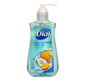 Dial Coconut Water & Mango Hand Soap- 4 count - AVM