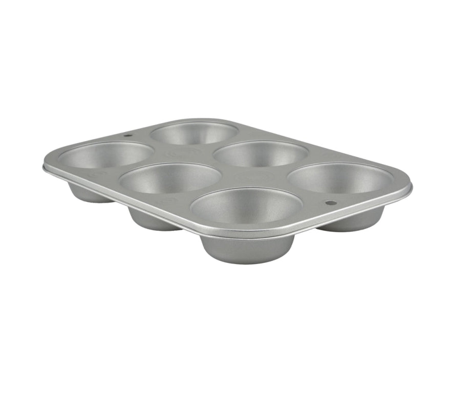 Cup Steel Muffin Pans- 2 pack - AVM
