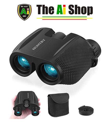 Compact Binoculars for Adults and Kids - AVM