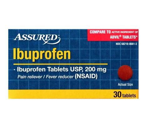 Image of Ibuprofen Tablets- D20 - AVM