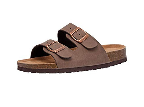 Image of Women's Lane Cork Footbed Sandal with +Comfort - AVM